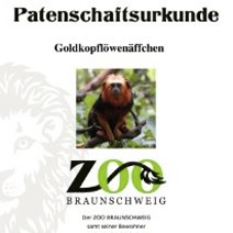 Patenschaftsurkunden im neuen Gewand