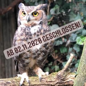 Zoo muss weiterhin geschlossen bleiben!