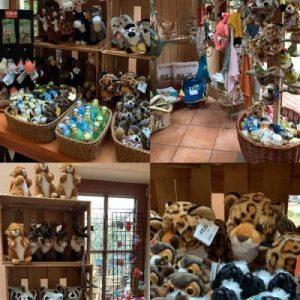 Zoo-Shop geöffnet!
